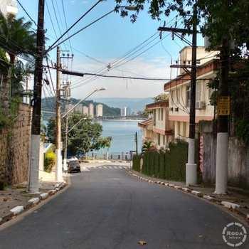 Casa em São Vicente, bairro Ilha Porchat