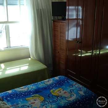 Apartamento em Santos, bairro Paquetá