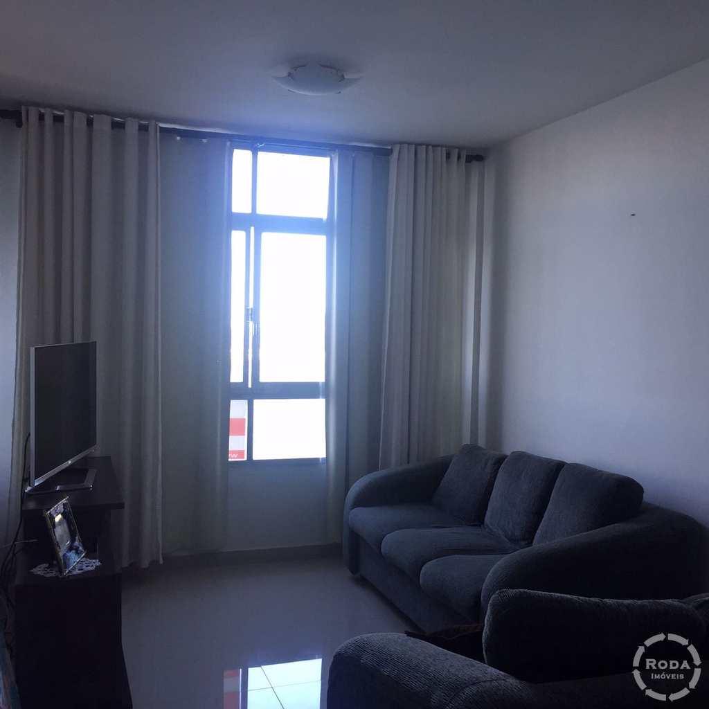 Apartamento em São Vicente, no bairro Morro dos Barbosas