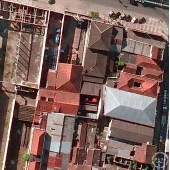 Terreno Comercial em Santos, bairro Centro