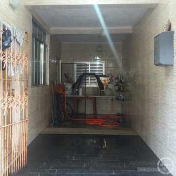 Casa em Santos, bairro Rádio Clube