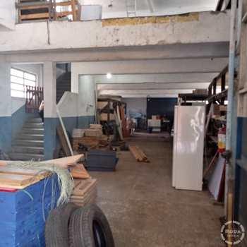 Galpão em Santos, bairro Saboó