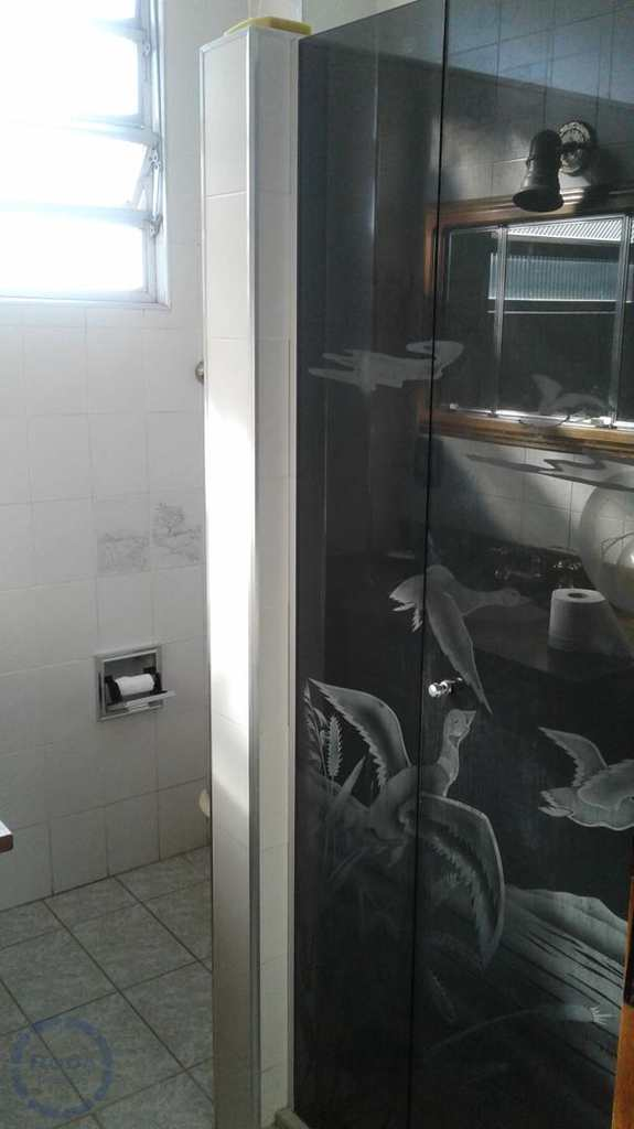 Sala Living em São Vicente, no bairro Morro dos Barbosas