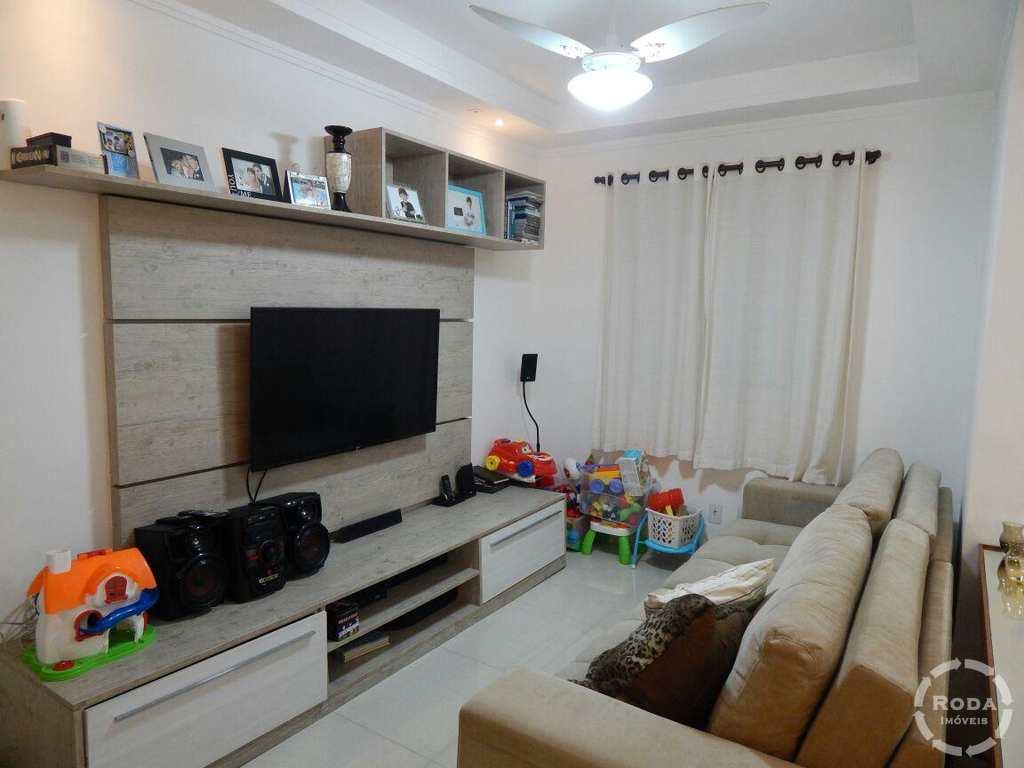 Apartamento em São Vicente, no bairro Gonzaguinha
