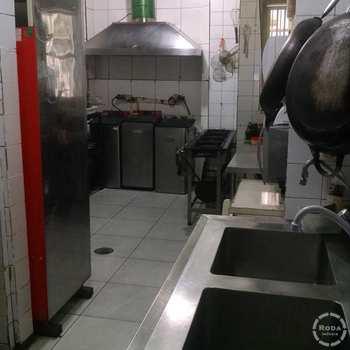 Loja em Santos, bairro Pompéia