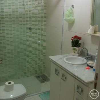 Sala Living em São Vicente, bairro Gonzaguinha