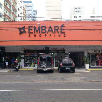 Loja em Santos, bairro Embaré