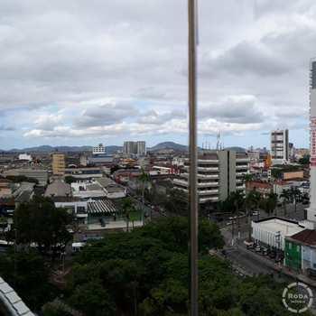 Sala Comercial em Santos, bairro Campo Grande