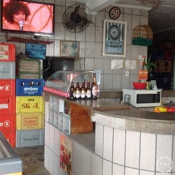 Ponto Comercial em Santos, bairro Castelo