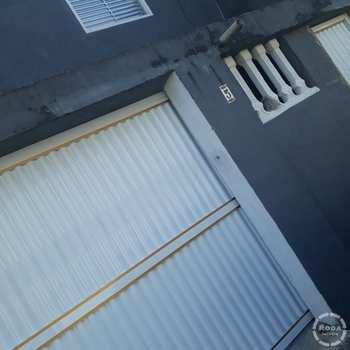 Sobrado em Santos, bairro Rádio Clube