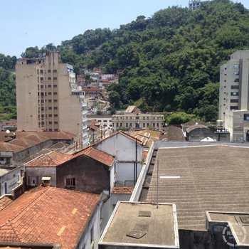 Sala Comercial em Santos, bairro Centro