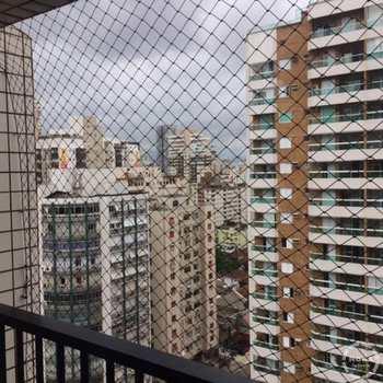 Cobertura em Santos, bairro Pompéia