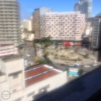 Cobertura em Santos, bairro Gonzaga
