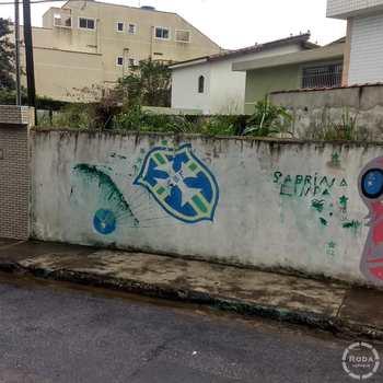 Terreno Comercial em Santos, bairro Marapé