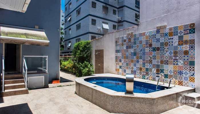 Sobrado em Santos, bairro Pompéia