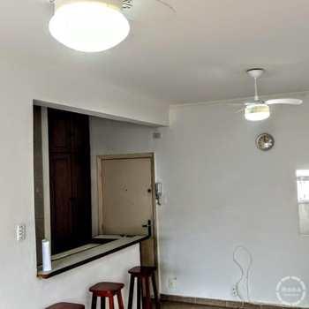 Sala Living em Santos, bairro Gonzaga