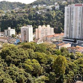 Cobertura em Santos, bairro José Menino