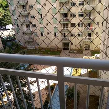 Apartamento em Santos, bairro Morro Nova Cintra
