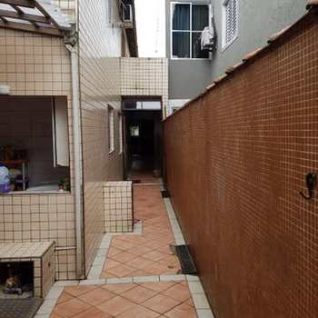Sobrado em São Vicente, bairro Cidade Naútica