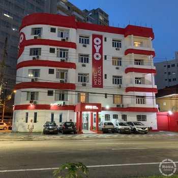 Hotel em São Vicente, bairro Itararé
