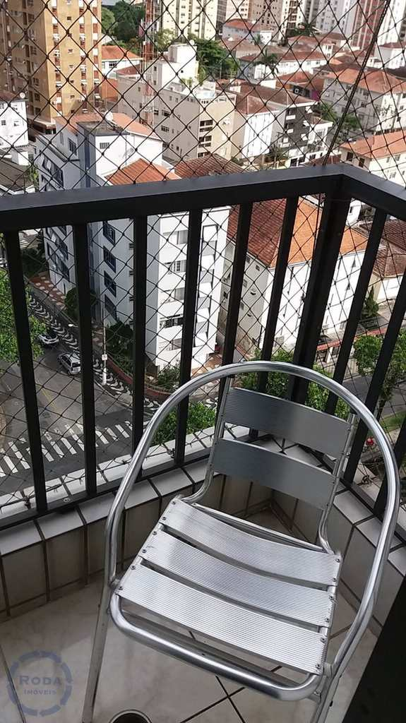Cobertura em Santos, no bairro Aparecida
