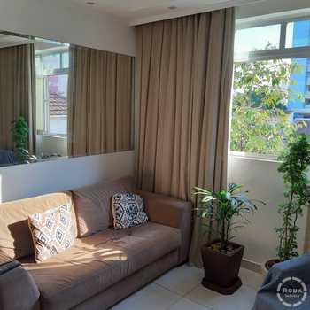 Apartamento em Santos, bairro Encruzilhada