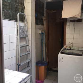 Sobrado em Santos, bairro José Menino