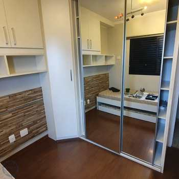 Apartamento em Santos, bairro Boqueirão