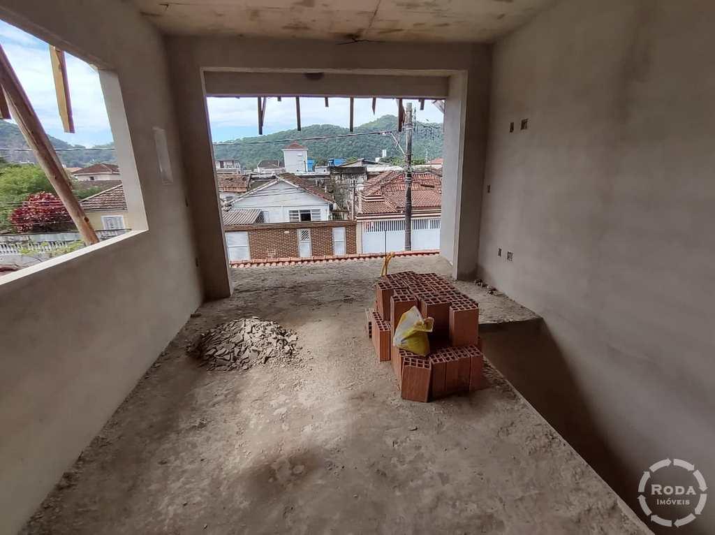 Casa em Santos, no bairro Santa Maria