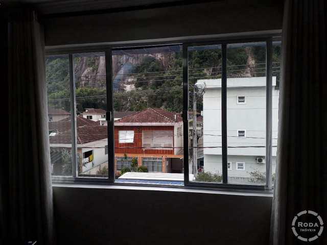 Apartamento em Santos, no bairro Marapé
