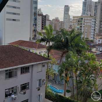 Sala Comercial em Santos, bairro Boqueirão