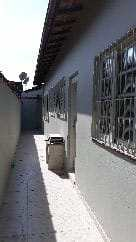 Casa em Praia Grande, no bairro Ocian