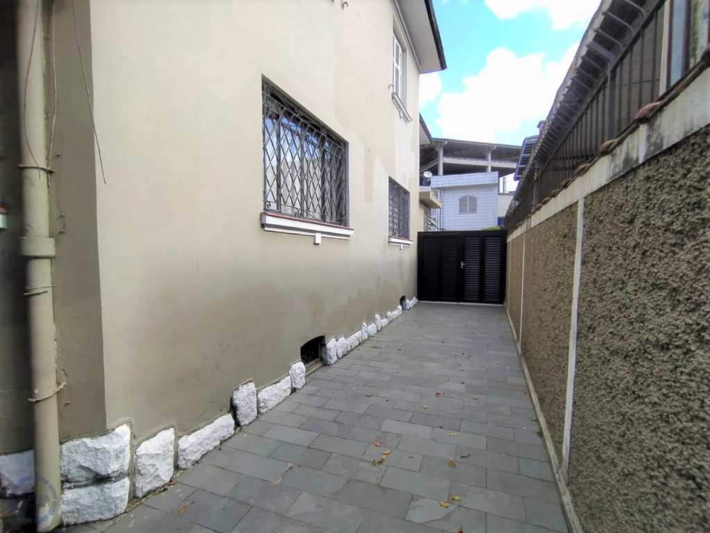 Sobrado em Santos, no bairro Vila Mathias