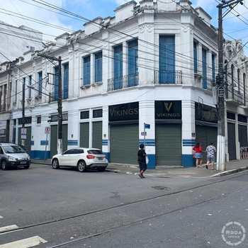 Sobrado Comercial em Santos, bairro Centro