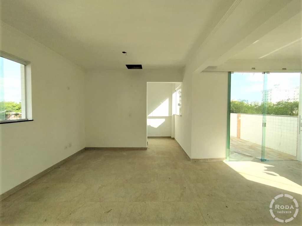 Casa de Condomínio em Santos, no bairro Embaré