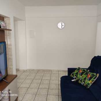 Apartamento em São Vicente, bairro Itararé