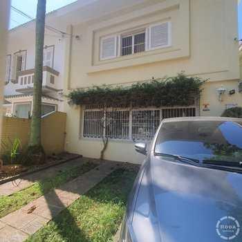Casa em Santos, bairro Gonzaga