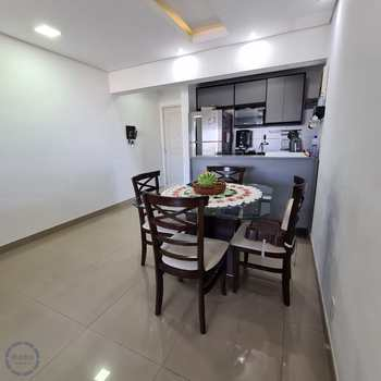Apartamento em Santos, bairro Macuco