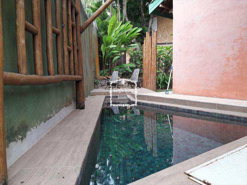 Casa de Condomínio em Ilhabela, bairro Engenho D'água
