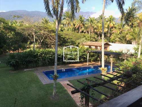 Casa, código 531 em Ilhabela, bairro Barra Velha