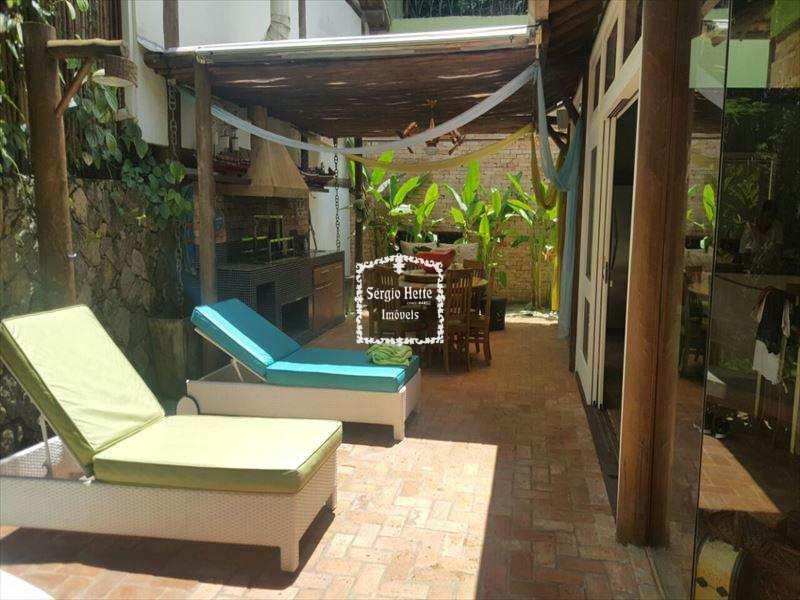 Casa de Condomínio em Ilhabela, no bairro Centro