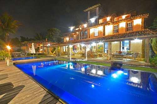 Casa de Condomínio, código 167 em Ilhabela, bairro São Pedro