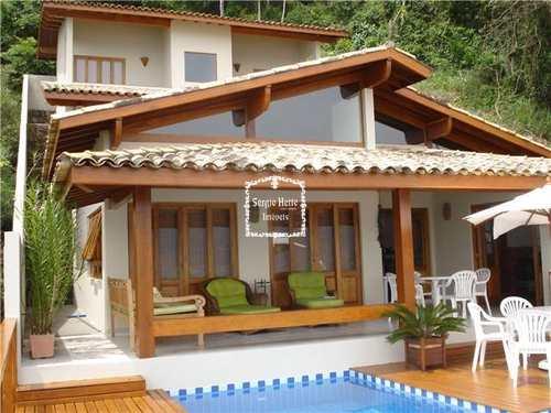 Casa, código 169 em Ilhabela, bairro Piúva