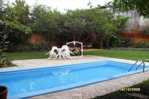 Casa, código 31 em Ilhabela, bairro Pequea