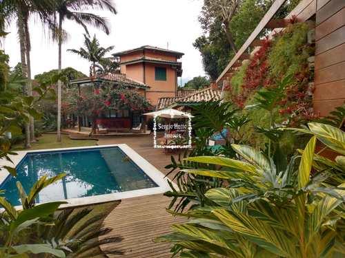 Casa de Condomínio, código 672 em Ilhabela, bairro Centro