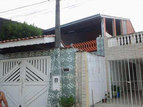Casa, código 152 em Mogi das Cruzes, bairro Mogi Moderno