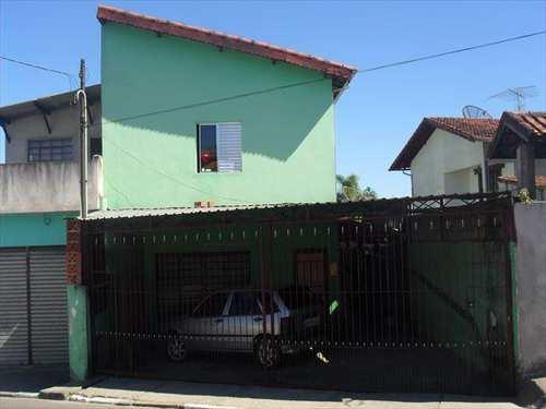 Sobrado, código 11 em Biritiba-Mirim, bairro Centro
