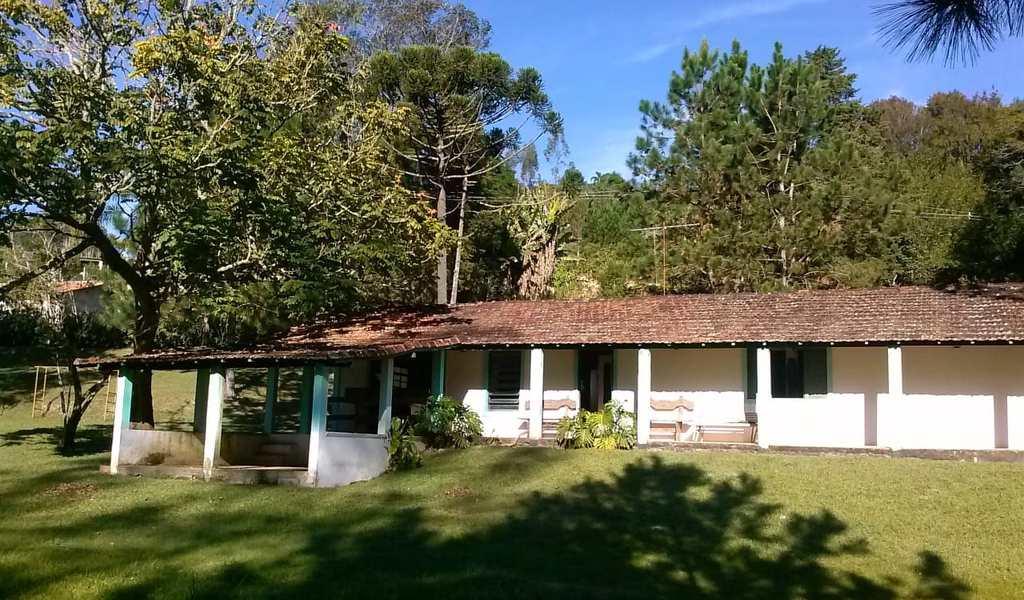 Sítio em Salesópolis, bairro Serrote