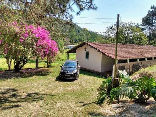 Sítio, código 27 em Salesópolis, bairro Serrote