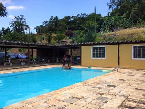 Sítio, código 186 em Biritiba-Mirim, bairro Santa Catarina